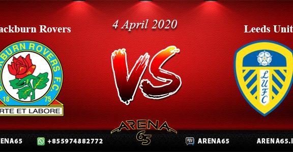 Prediksi Blackburn Rovers Vs Leeds United 4 April 2020