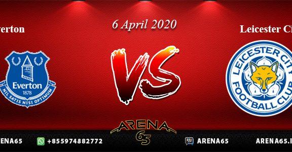 Prediksi Everton Vs Leicester City 6 April 2020