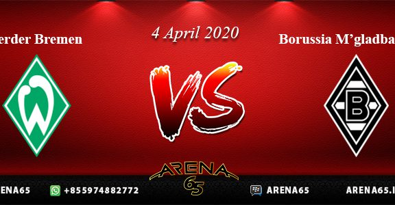 Prediksi Werder Bremen Vs Borussia M'gladbach 4 April 2020
